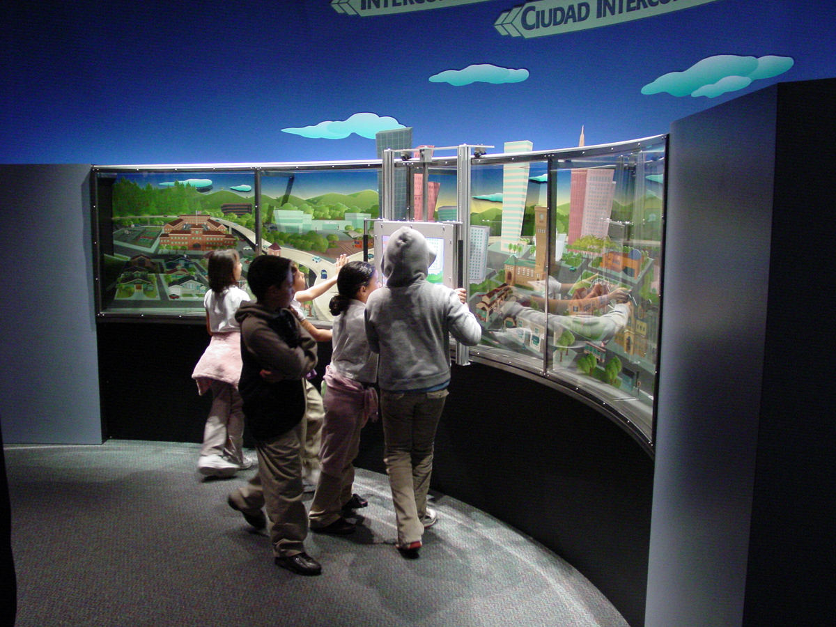 ... Onomy Labs for the Tech Museum of Innovation in San Jose, California